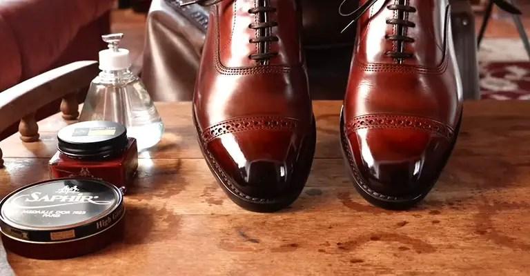 How to Polish Shoes to a Mirror Shine FI