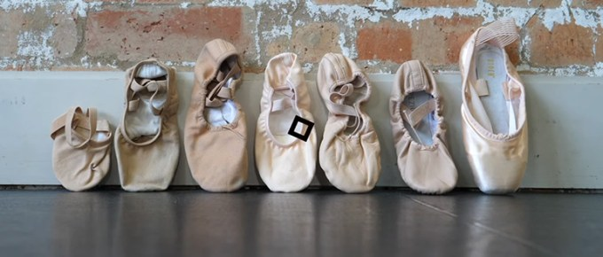 Types Of Ballet Shoes FI