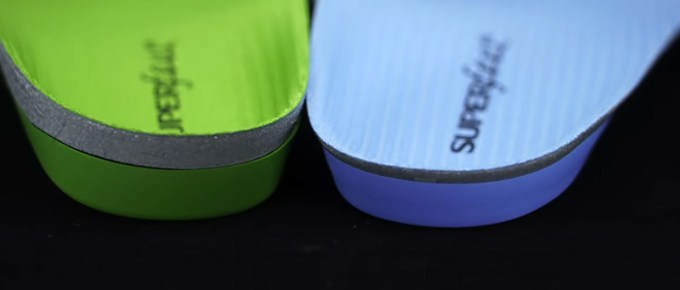 Superfeet Green vs Blue Insoles for Your Feet FI
