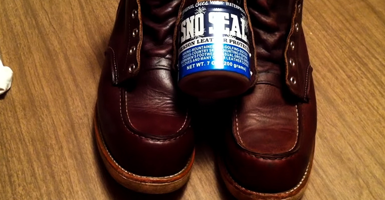 Can You Use Sno Seal on Suede FI