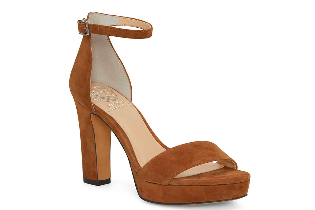 vince camuto, sandals, brown, platform