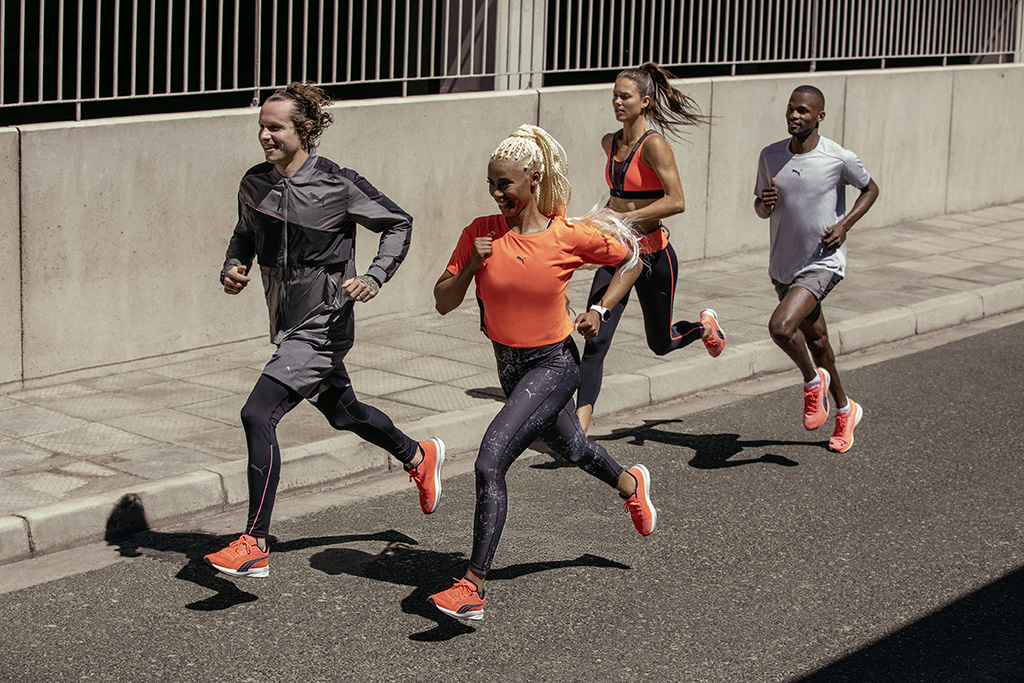 Puma Is Looking to Disrupt the Running Market — and It's Starting by Addressing the Needs of Women and Delivering Innovation