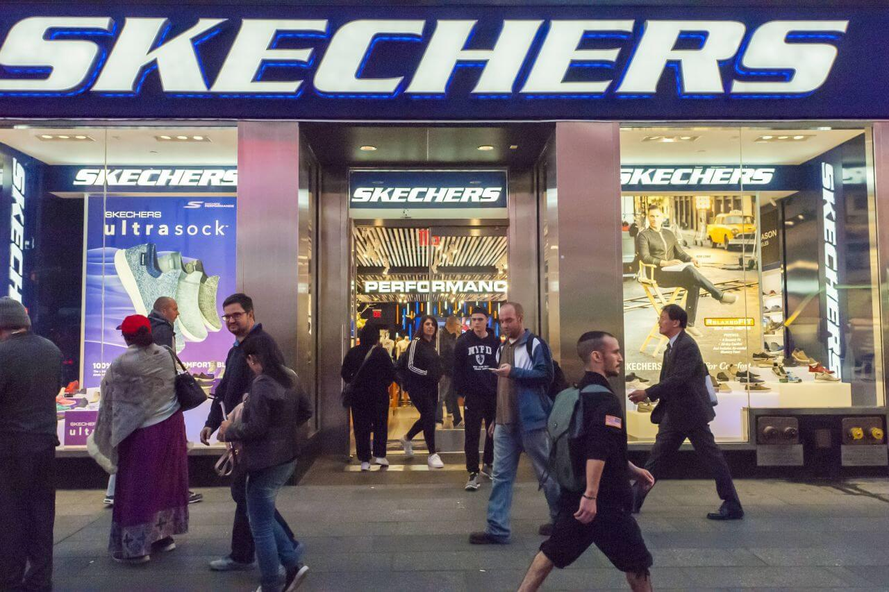 If You Had Bought Skechers U.S.A (NYSE:SKX) Shares Five