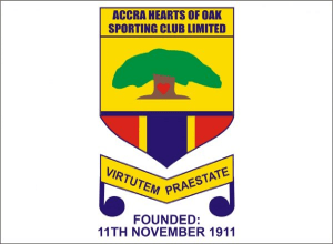 Image result for accra hearts of oak logo