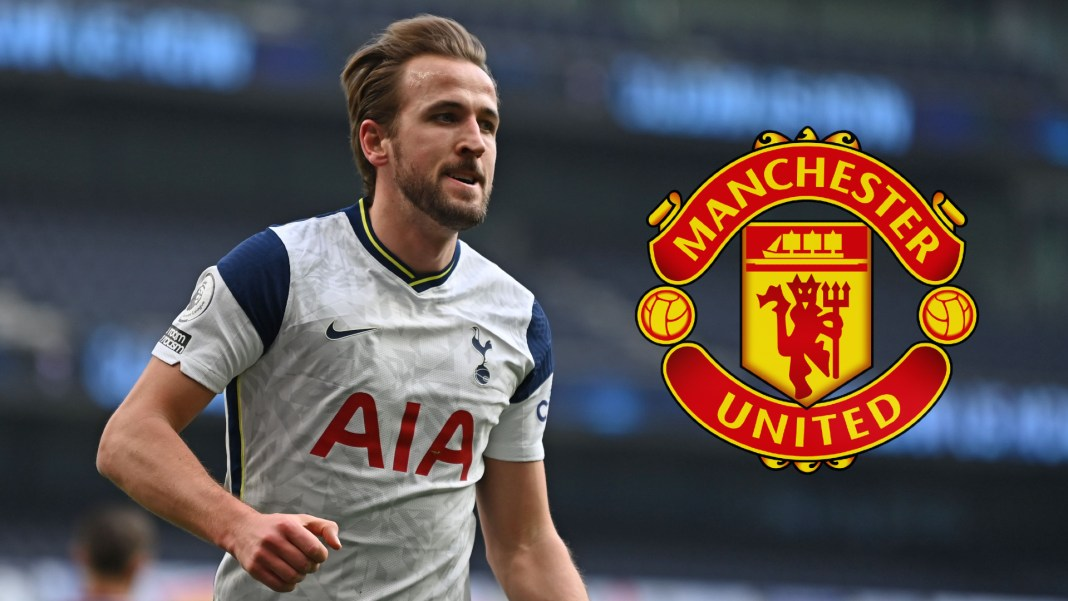Manchester United prepared to sell Anthony Martial to fund huge offer for Harry Kane