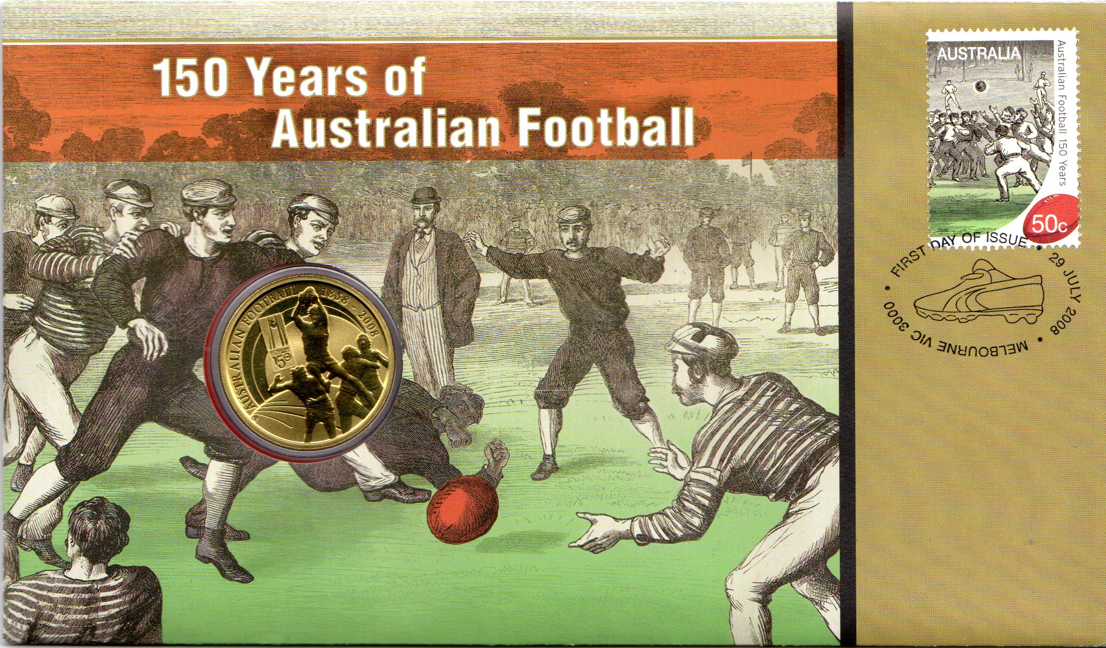 PNC 150 Years of Australian Football