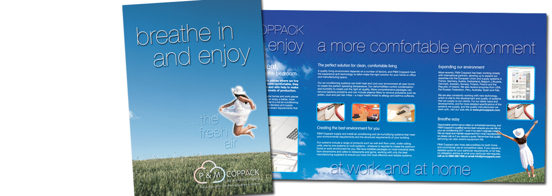 Brochure Design Didsbury