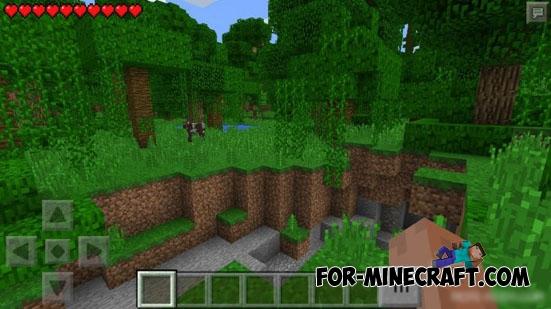 Morph Mod For Minecraft PE 01400157