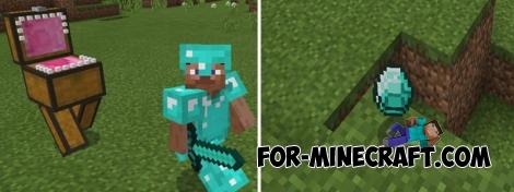 Mime addon Para Minecraft Pocket Edition 1.2+