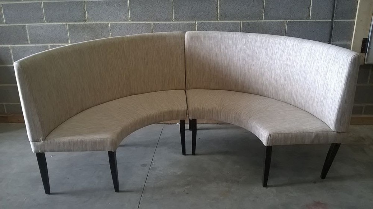 Curved Banquette Seating Roselawnlutheran