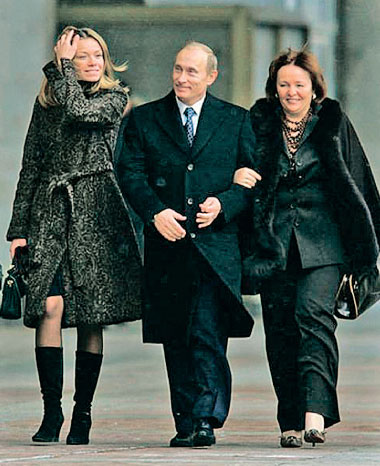 Кабаева родила Путину сына? (ФОТО) (У 57-летнего премьер ...