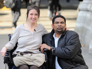 Страдающая от склероза британка добилась пересмотра закона ...