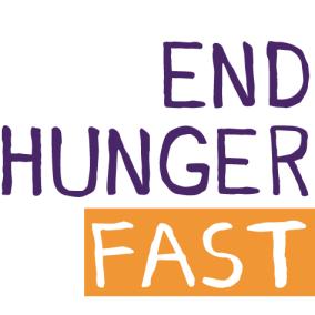 End hunger fast image