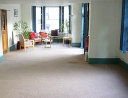 Hodgkin Room long (empty)