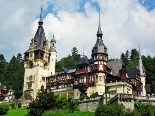 Castelo de Peles, Romênia