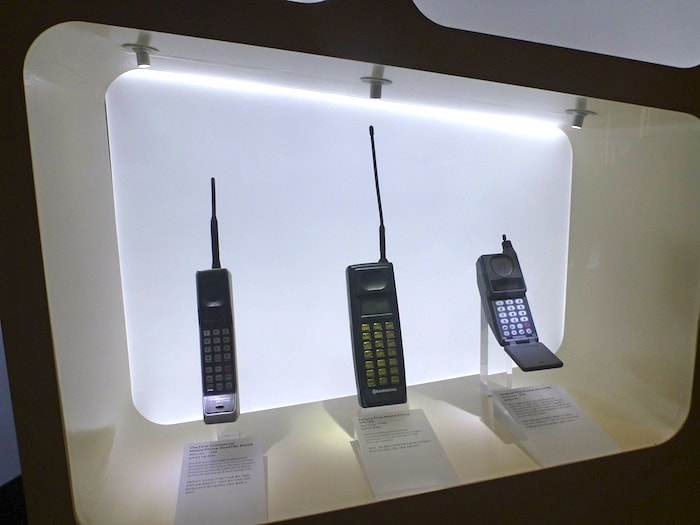 Primeiro celular da história