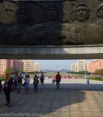 Monumento ao Partido do Trabalhador Coreia do Norte
