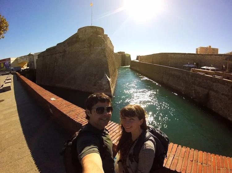 Canal de Ceuta Espanha