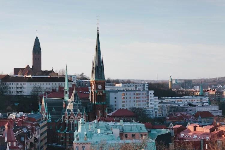 Igrejas de Gotemburgo