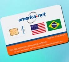 SIM card para os Estados Unidos