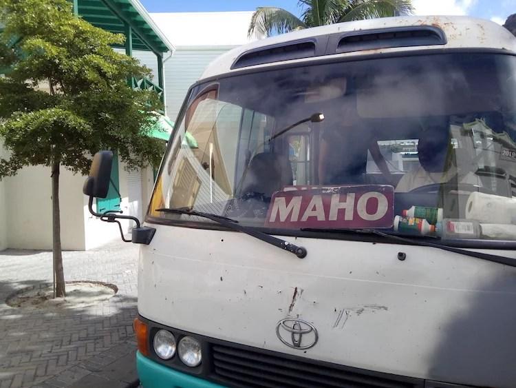 Transporte para Aeroporto Saint Martin