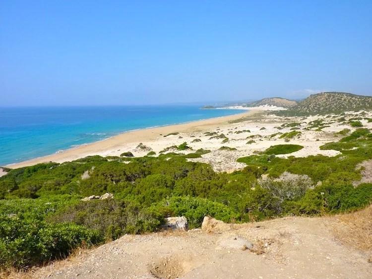 Peninsula Karpaz Chipre