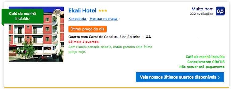 Bom hotel Montanhas Troodos / Floresta de Paphos