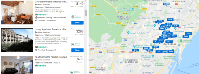 FlipKey - 5 melhores sites para encontrar acomodações de longo prazo