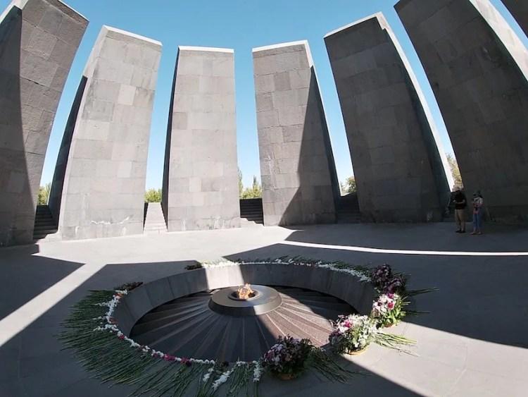 Monumento Genocídio Armenio