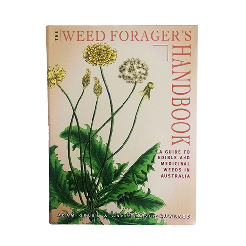 Weed Foragers Hand book