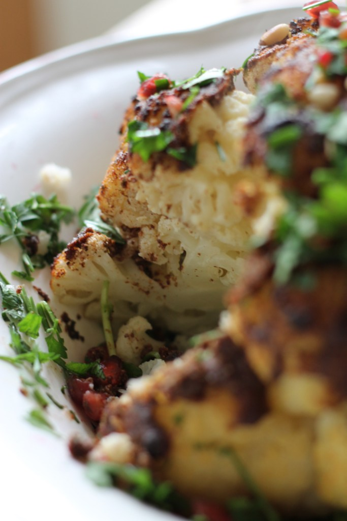 Jess - Whole baked cauliflower#2