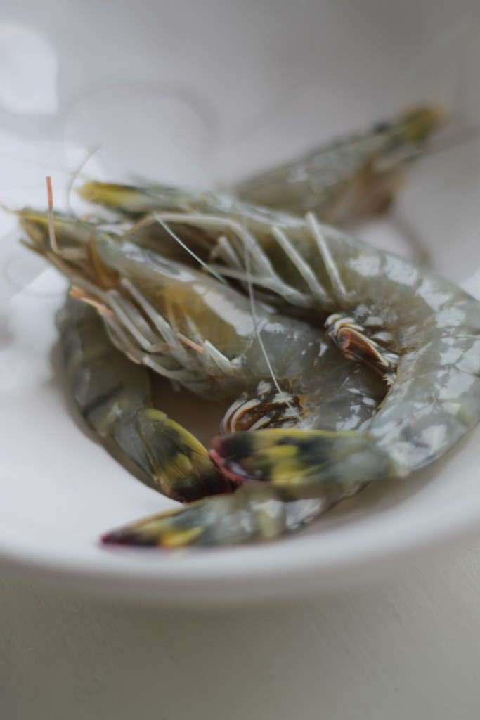 Jess - king prawns