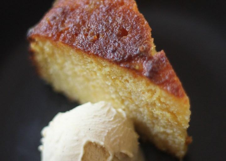 Orange Polenta Cake (free-from)