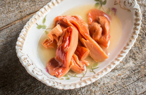 Pickled chicken of the woods mushroom recipe Pickled chicken of the woods mushroom recipe