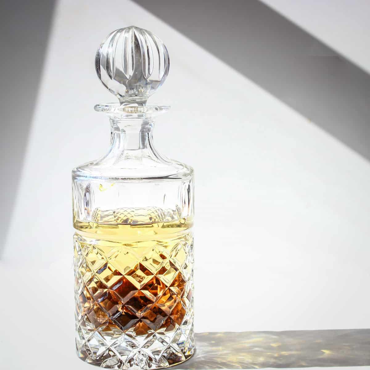 yellowfoot chanterelle vodka recipe