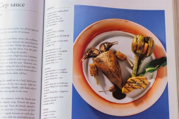 squab recipe from alain ducasse