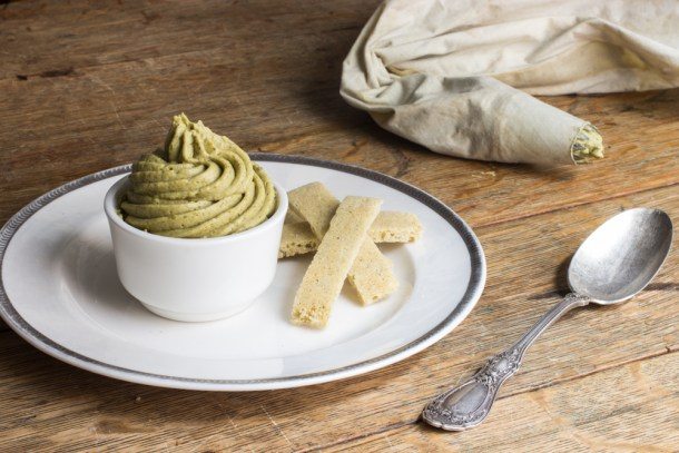 japanese knotweed mousse
