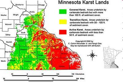 http://www.mngeo.state.mn.us/chouse/geology/county_regional.html