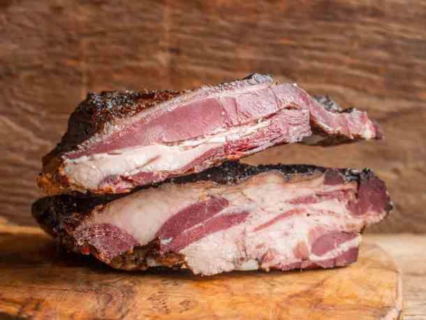 How to make smoked venison bacon recipe