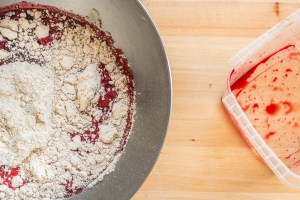 Making Scandinavian Blood Bread