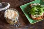 Fermented radish preserves recipe or shmaltz