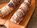 Aged venison pancetta recipe