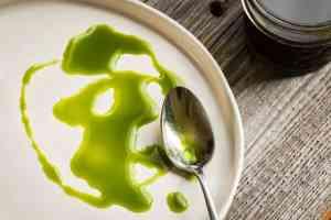 Ramp leaf oil recipe