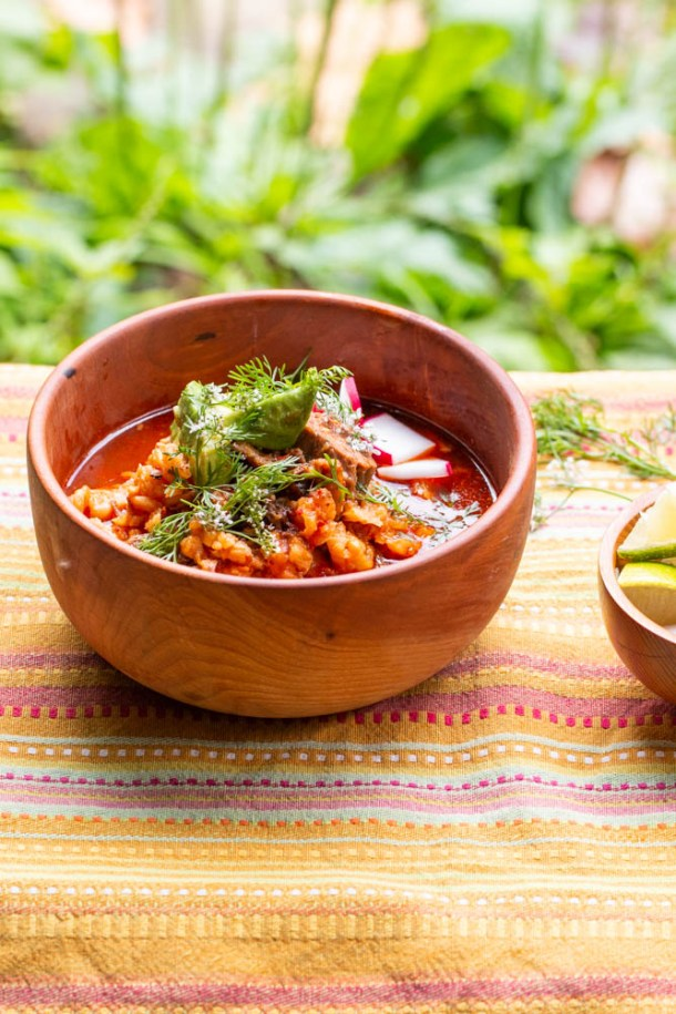 Ram's Head Posole Recipe