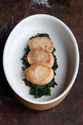 Sauteed daikon radish recipe