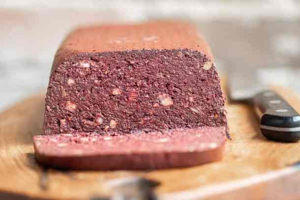 Creole Blood Cake