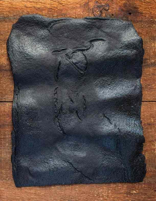 Wild Blueberry Leather