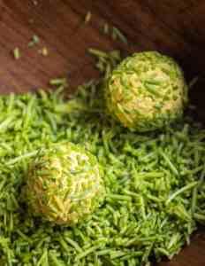 Pine pollen fudge recipe