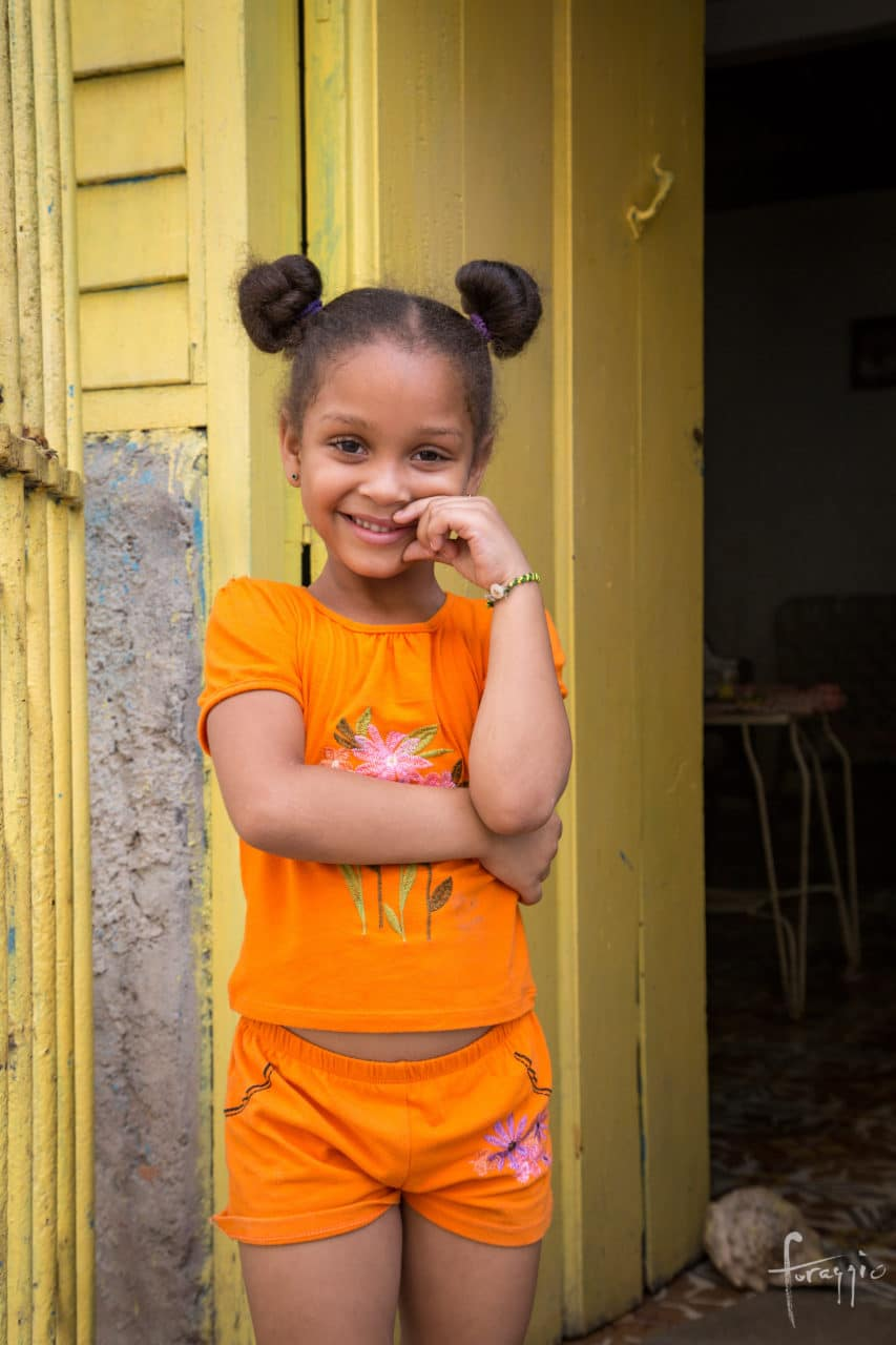 Cuban girl | Foraggio Photographic