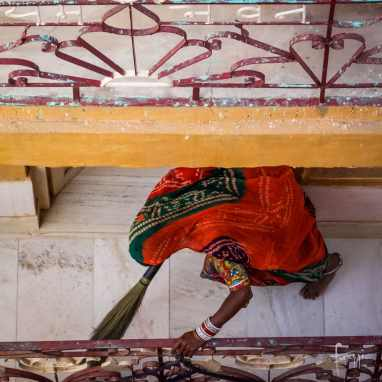 Cleaning in Jodhpur | Foraggio Photographic